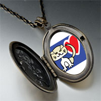 Necklace & Pendants - scottish fold cat pendant necklace Image.