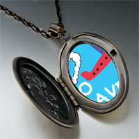 Necklace & Pendants - love to travel photo pendant necklace Image.