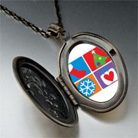 Necklace & Pendants - various christmas decorations pendant necklace Image.