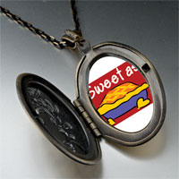 Necklace & Pendants - sweet as pie pendant necklace Image.