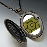 Necklace & Pendants - tortoise skin pendant necklace Image.