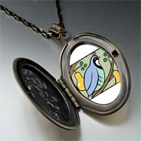 Necklace & Pendants - partridge in pear tree photo storybook pendant necklace Image.