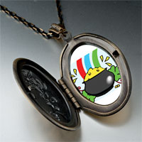 Necklace & Pendants - a pot gold pendant necklace Image.