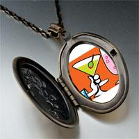 Necklace & Pendants - food drink photo pendant necklace Image.