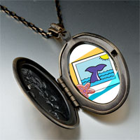 Necklace & Pendants - travel whale photo pendant necklace Image.