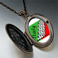 Necklace & Pendants - landmark italy photo pendant necklace Image.