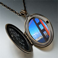 Necklace & Pendants - travel golden gate bridge photo pendant necklace Image.
