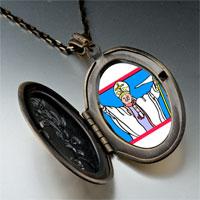 Necklace & Pendants - religion pope photo pendant necklace Image.