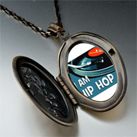 Necklace & Pendants - music am hip hop photo pendant necklace Image.
