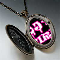 Necklace & Pendants - music dj' s girl photo pendant necklace Image.