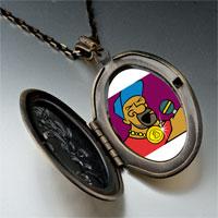 Necklace & Pendants - music passion singer photo pendant necklace Image.