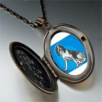 Necklace & Pendants - animal theme dog photo pendant necklace Image.