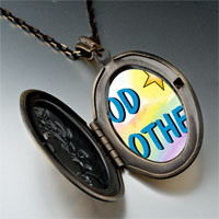 Necklace & Pendants - christian theme god mother photo pendant necklace Image.