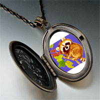 Necklace & Pendants - wildlife kola photo pendant necklace Image.