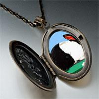 Necklace & Pendants - wildlife dutch rabbit photo pendant necklace Image.