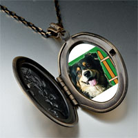 Necklace & Pendants - travel australian shepherd photo pendant necklace Image.