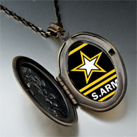 Necklace & Pendants - character army photo pendant necklace Image.