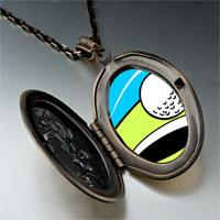 Necklace & Pendants - golf photo italian pendant necklace Image.
