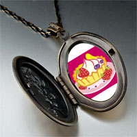 Necklace & Pendants - icecream photo italian pendant necklace Image.