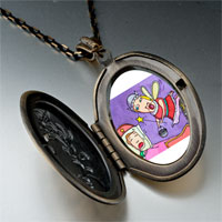 Necklace & Pendants - busy mom child pendant necklace Image.