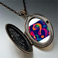 Necklace & Pendants - hundred thousand whys photo italian pendant necklace Image.