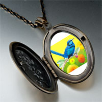 Necklace & Pendants - thrush photo italian pendant necklace Image.