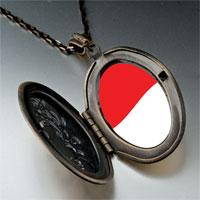 Necklace & Pendants - indonesia flag photo italian pendant necklace Image.