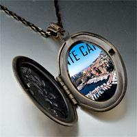 Necklace & Pendants - monte carlo photo italian pendant necklace Image.