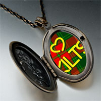 Necklace & Pendants - love kilts photo italian pendant necklace Image.