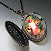 Necklace & Pendants - santa tree ornament pendant necklace Image.