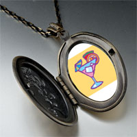 Necklace & Pendants - drink pendant necklace Image.
