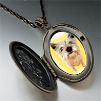 Necklace & Pendants - norwich terrier pendant necklace Image.