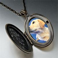 Necklace & Pendants - golden retriever puppy pendant necklace Image.