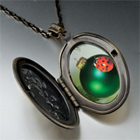Necklace & Pendants - ladybug ornament pendant necklace Image.