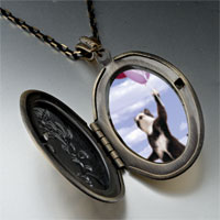 Necklace & Pendants - cat balloons pendant necklace Image.