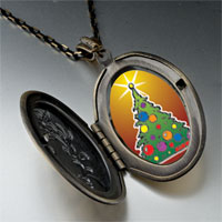 Necklace & Pendants - christmas pendants bright christmas tree gifts pendant necklace Image.