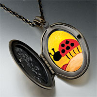Necklace & Pendants - ladybug photo pendant necklace Image.