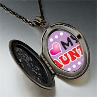 Necklace & Pendants - i heart aunt photo pendant necklace Image.