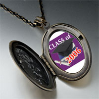 Necklace & Pendants - graduation class 2006  pendant necklace Image.