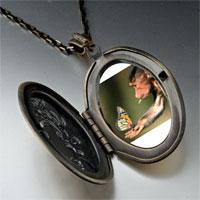Necklace & Pendants - butterfly monkey pendant necklace Image.