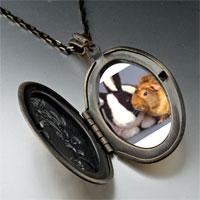 Necklace & Pendants - bunny guinea pig pendant necklace Image.