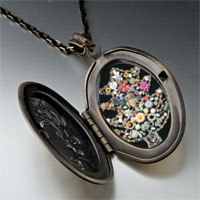 Necklace & Pendants - christmas pendants trinket christmas tree gifts pendant necklace Image.