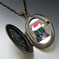 Necklace & Pendants - christmas dog pendant necklace Image.
