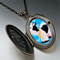 Necklace & Pendants - toy cow pendant necklace Image.