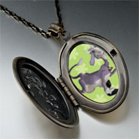 Necklace & Pendants - dancing cow pendant necklace Image.