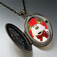 Necklace & Pendants - christmas rudolph reindeer stuffed animal pendant necklace Image.