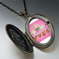 Necklace & Pendants - gingerbread noel pendant necklace Image.