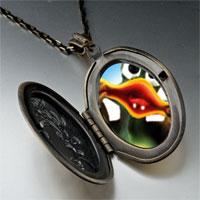 Necklace & Pendants - funky frog pendant necklace Image.
