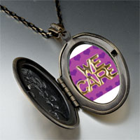 Necklace & Pendants - we care pendant necklace Image.