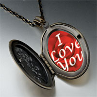 Necklace & Pendants - i love pendant necklace Image.
